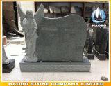 Granit-Engels-Statue-Grundstein