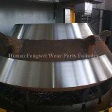 O triturador do cone do aço de manganês parte a fundição