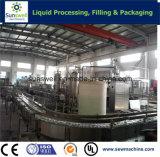 炭酸清涼飲料の生産ライン