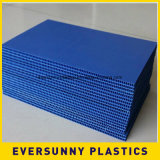 1220*2440 Corrugated populaire Plastic Sheets pour Advertizing Sign