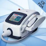 Machine portative à niveau élevé d'Elight pour le ce vasculaire de déplacement de dépilage