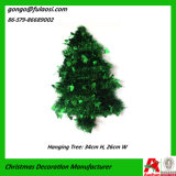 La Navidad Decoration Hanging Tree de Tinsel Garland