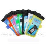 PVC携帯電話の防水袋(WPB016)