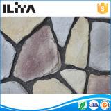 Pietra coltivata mattonelle della parete del materiale da costruzione della decorazione (YLD-90020)