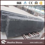 磨かれた中国の普及した大きい灰色の花こう岩の平板