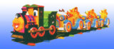 Sale Trackless Train Ride Classical Antique Trainのための子供Amusement Park Rides