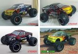 최신 판매! Big Feet를 가진 1/5의 가늠자 Gas Power RC Monster Truck 또는 Car Erc50