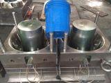 Moldeo a presión del cubo plástico de la pintura de la mayor nivel que hace la máquina