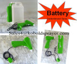 Миниая батарея - приведенный в действие спрейер с батареей 4X1.5AA