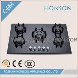 Fresa portatile commerciale del gas del bruciatore della stufa di gas dell'elettrodomestico