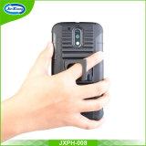 Het in het groot Mobiele Geval van de Telefoon voor Moto G4