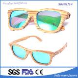 Qualitäts-hölzerne Bambussonnenbrillen anpassen
