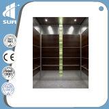 Elevatore residenziale dell'acciaio inossidabile della linea sottile di capienza 630kg