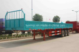40FT 3-Axle Truck Wall Side Semi-Trailer Container Trailer 09-3-40FT