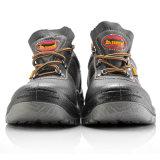 Zapatos de seguridad de acero, la mejor marca de fábrica del zapato de seguridad, seguridad del zapato
