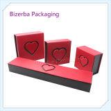 Роскошный комплект коробки подарка Jewellery бумаги способа