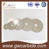 Het Gebruik van het Blad van de Zaag van het Carbide van het wolfram voor Knipsel