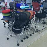 고도 바퀴를 가진 조정가능한 간호원 의자, 사무실 의자, 조정가능한 발판