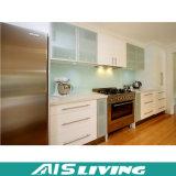 Muebles modulares de las cabinas de cocina del almacenaje de la madera contrachapada de la laca (AIS-K756)