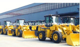 4X4 Loader mit 10ton Operation Weight