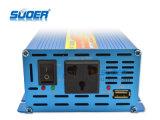 Suoer 12V 220Vのユニバーサル太陽ホームインバーター(FAA-500B)