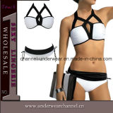 Reizvolle Frauen einteilige Monokini Badebekleidung (TQL007)