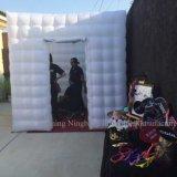 Cabine gonflable personnalisée de photo de tente de campagne