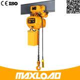 Bloc à chaînes électrique d'Alibaba Chine, mini élévateur à chaînes électrique, mini élévateur électrique
