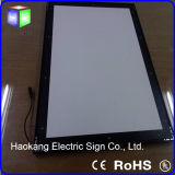 Wall interno Hanging Photo Frame per il LED Light Box Panel