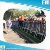 Standing libero Event Support Services Foldable Stage Barrier Aluminum Mojo Barrier per Keep Order
