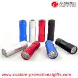 Lanterna elétrica do Portable da luz da tocha da lanterna elétrica do diodo emissor de luz do poder superior