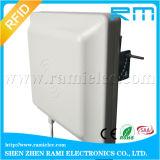 860-960MHz читатель длиннего ряда RFID для контроля допуска двери