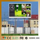 Panneau-réclame polychrome de la publicité extérieure DEL d'étalage de l'IMMERSION P16