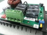 セリウムのRoHS SGS Fangpusun LCD表示が付いている青い情報処理機能をもったMPPTの太陽充電器50Aのコントローラ