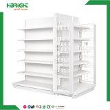 調節可能なスーパーマーケットの商品の表示棚
