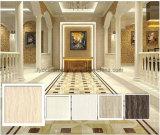 建築材料ライン石の磨かれた磁器の床タイル