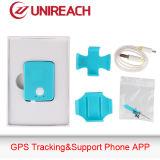 Perseguidor do GPS com APP livre para Ios/Android (MT66)