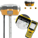땅 Survey High Precision Surveying Equipment Gnss Base와 Rover 이중 Frequency Rtk GPS를 위한 지형도 작성 Equipment GPS