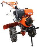 4-Stroke vertical que cultiva a mini agricultor de la potencia, agricultor rotatorio