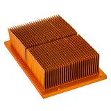 AluminiumSkived Heatsink für Cooling System
