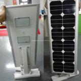 La qualité 30W économiseur d'énergie a intégré tous dans un réverbère solaire de DEL
