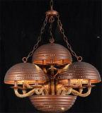 Luz decorativa Home do pendente do metal para a cabeceira ou o estudo
