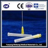 La aguja disponible médica de la inyección (20G), con Ce&ISO aprobó