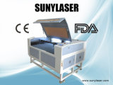 área de funcionamento do cortador 1200*800mm do laser do CO2 80With100W