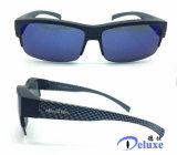 La manera del diseñador polarizó ajuste sobre las gafas de sol (DC1003TL)