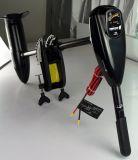 Motor de pesca à linha do barco elétrico pequeno do controle do punho da pressão 32lbs