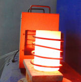 Máquina de aquecimento elétrico portátil de indução de alta freqüência 30 ~ 80kHz
