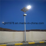 60W Solar Lamp voor Street Lighting met Steel Pool
