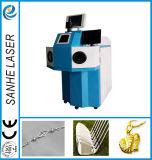 Máquina de la soldadura por puntos de laser de la joyería para la plata y el oro