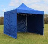 3X3mの折る屋外の望楼の玄関ひさしのテントのおおいによっては党テントが現れる